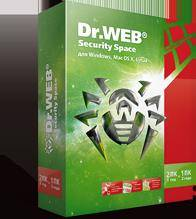 Dr.Web Server Security Suite - Антивирус 1-9 лицензий
